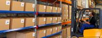Warehousing Durchlaufregale