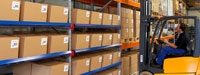 Warehousing orderpicking