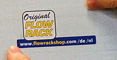 originalflowrack doorrolstelling